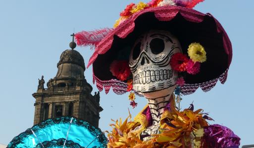 apprenons un peu plus sur la fête des morts au mexique - tonvoyage.fr