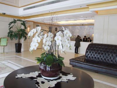 Hotel Eaton Luxe Xinqiao Shanghai Songjiang China