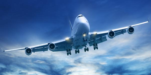 Avion et voyage