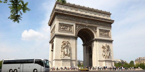 Visiter la France en autocar