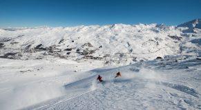 station de ski Les Ménuires