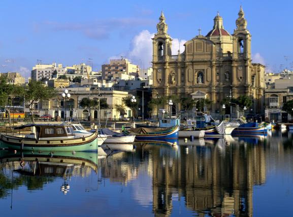 plus belle ville de malte