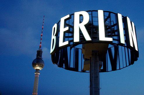 panneau de berlin