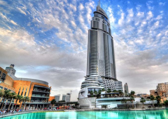 Dubai tonvoyage
